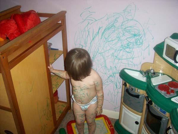 صور كوارث اطفال اشقياء جدا