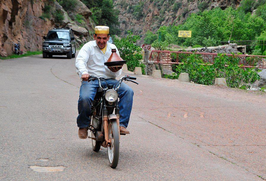 صور فكاهية  مضحكة  من المغرب
