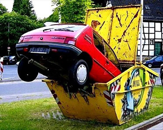 Pictures Of Cartoon Car Accidents