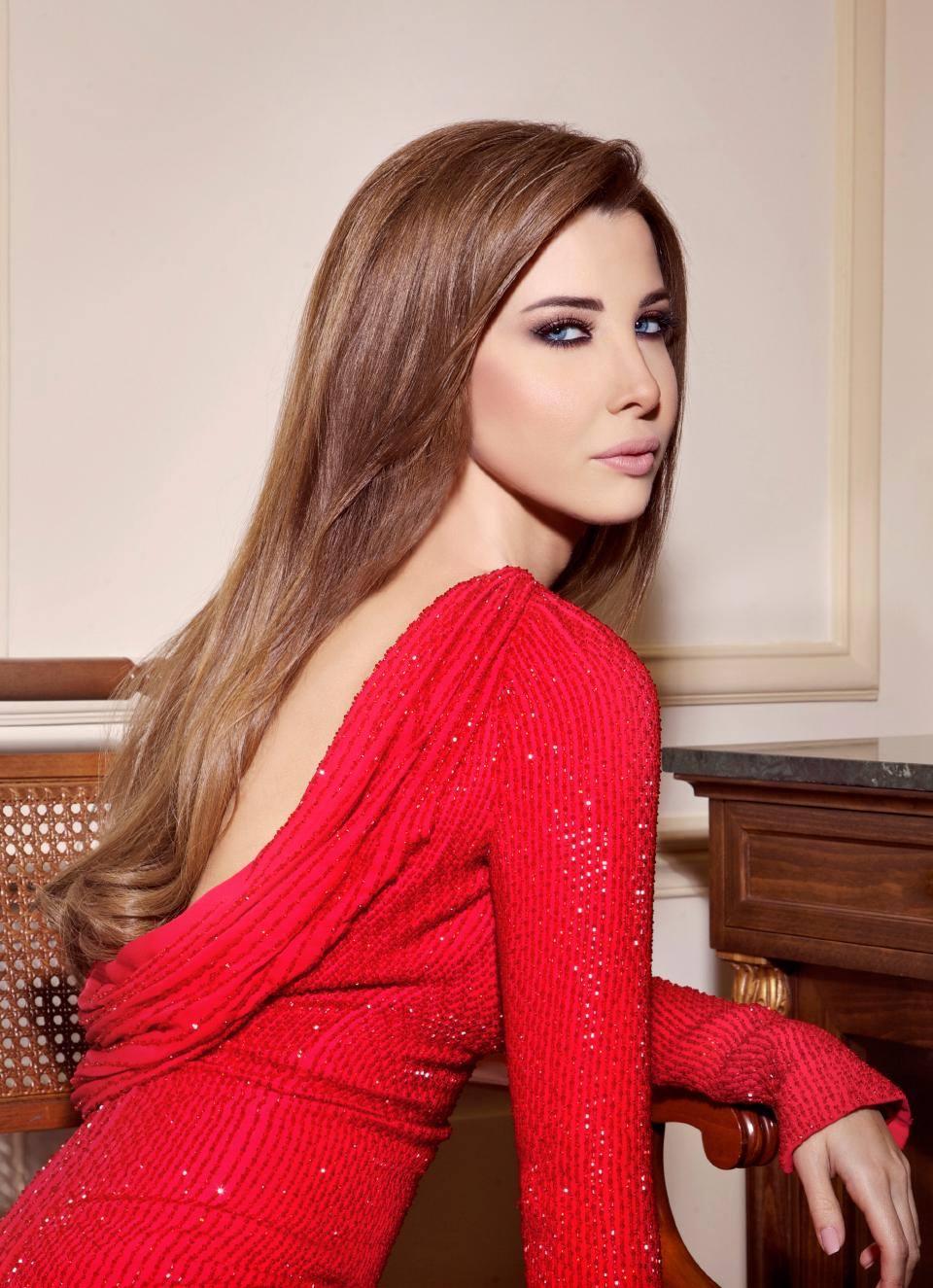 New Nancy Ajram pictures 2015
