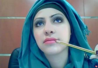 صور جميلات الحجاب العربي