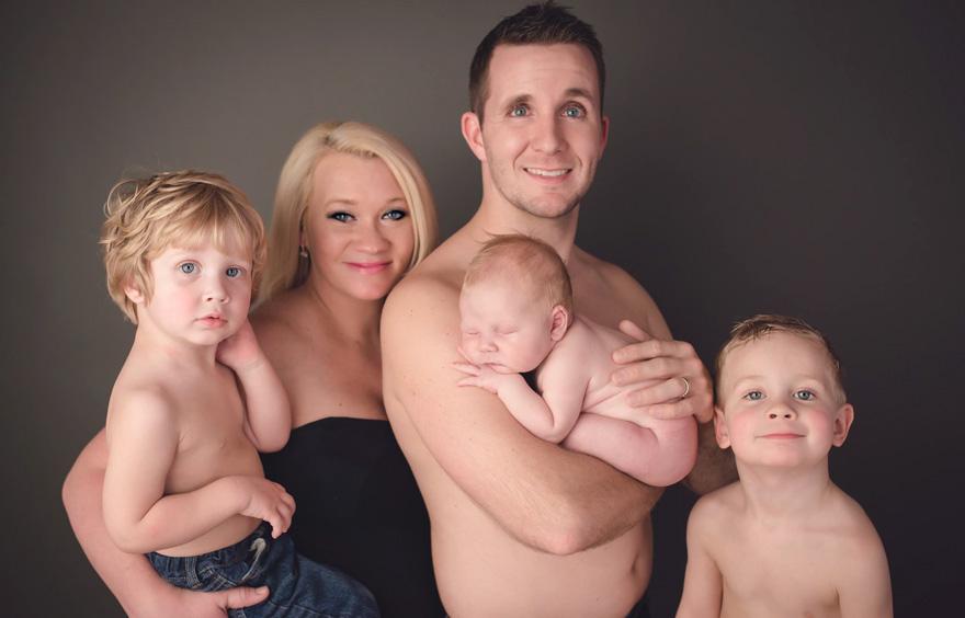 Семейное би фото