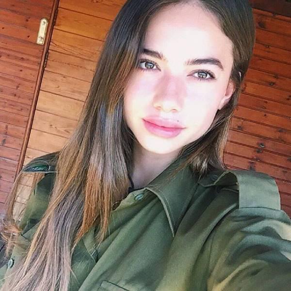 اجمل بنات مجندات اسرائيليات 2017