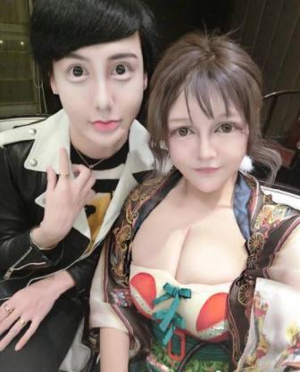 تقدم عمليات التجميل في الصين