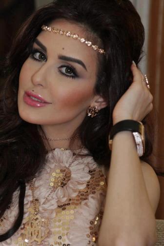 صور الجميلة المغربية وئام الدحماني