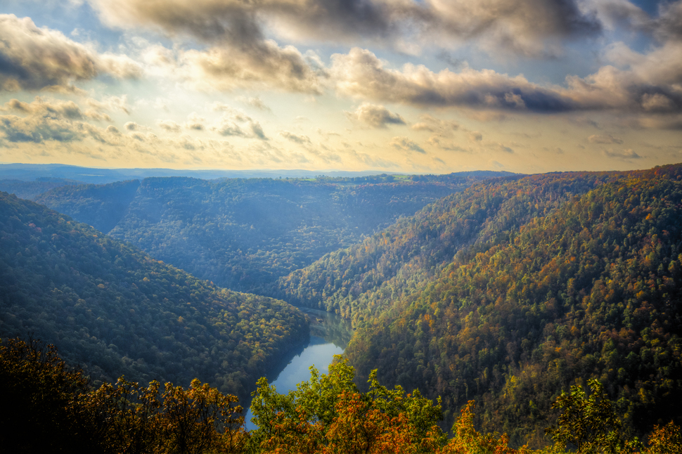 صور جميلة لفصل الخريف في أمريكا