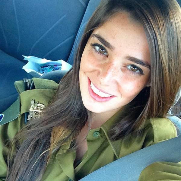 Fotos De Muchachas Hermosas Ejercito Israeli Fotos De Guapas - Muchachas-guapas