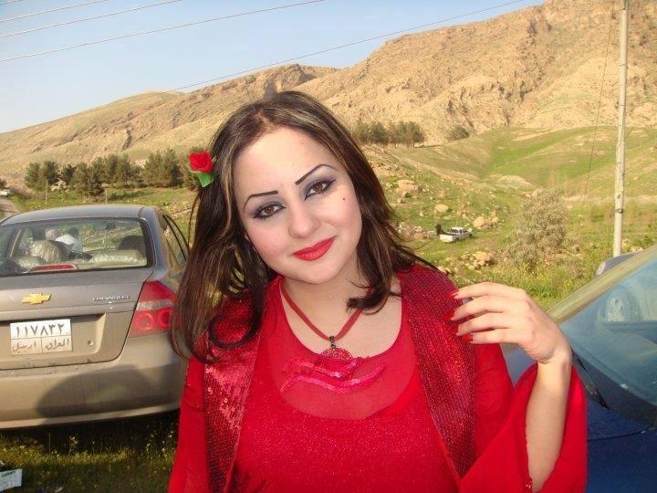 fotos de chicas guapas de irak