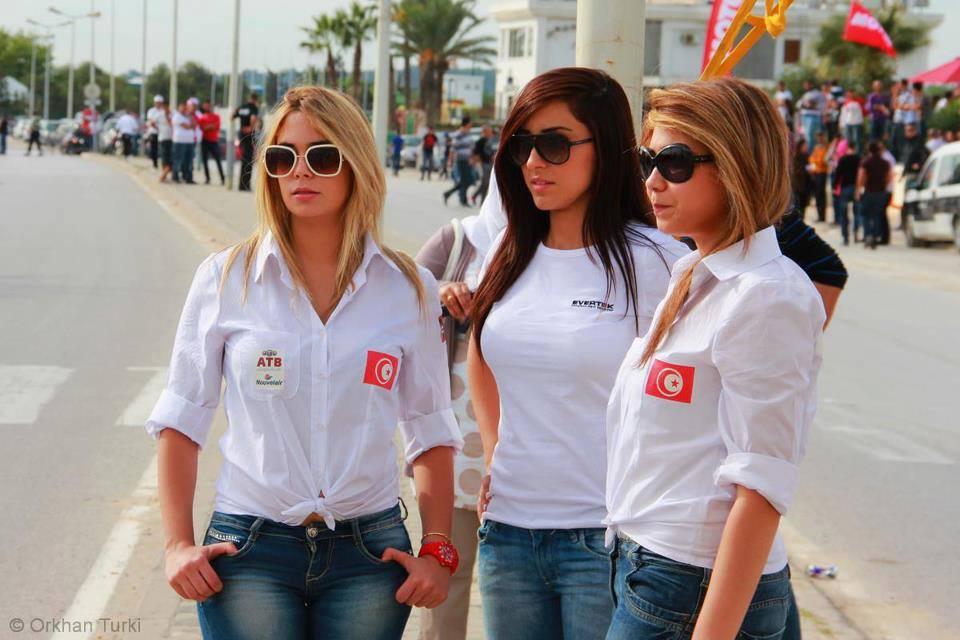 Cherche fille en tunisie