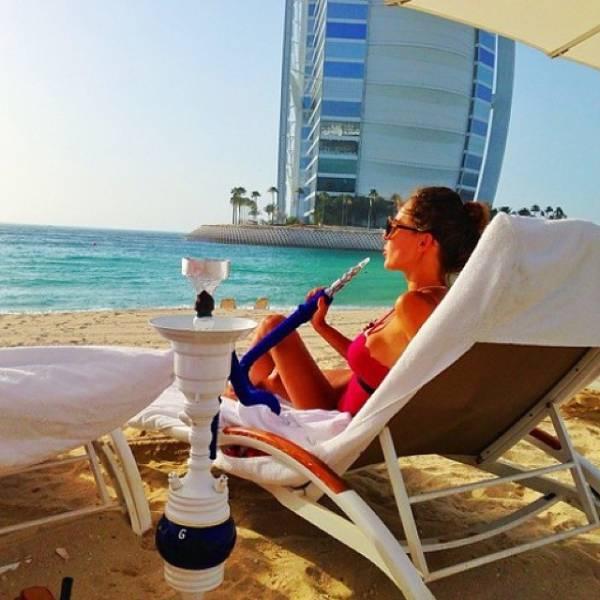 صور شباب دبي الأغنياء