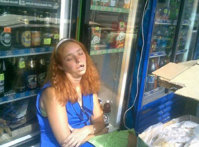صور كوارث الروسيات في الفيس بوك