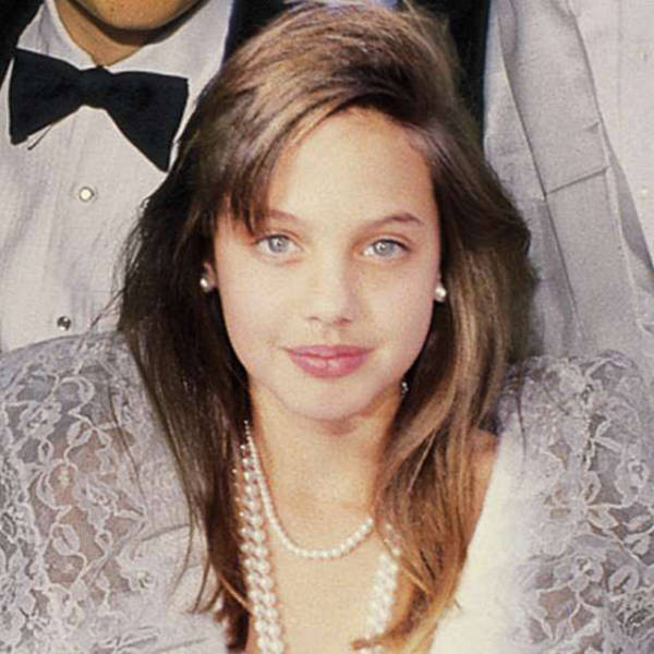 صور تحول أنجلينا جولي على مر السنين