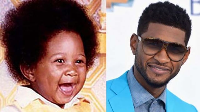 Funny Celebrities Pictures When They Were Young